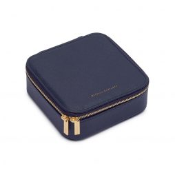 Estella Bartlett Square Jewellery Box Navy