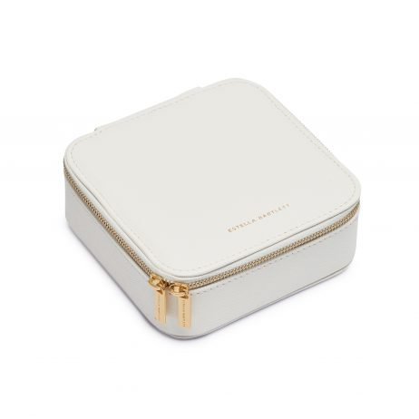 Estella Bartlett Square Jewellery Box Ivory *