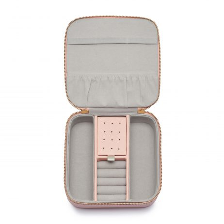 Estella Bartlett Square Jewellery Box Blush