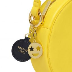 Estella Bartlett The Emerson Yellow Cross Body Bag EBP3267