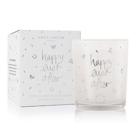 Katie Loxton Happy Ever After Icon Candle KLC071