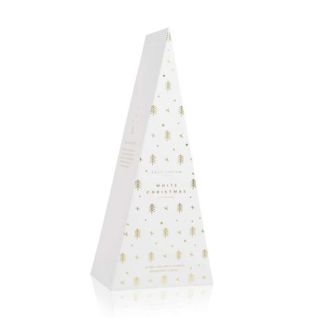Katie Loxton White Christmas Candle (nutmeg/spiced pumkin) KLC100 EOL