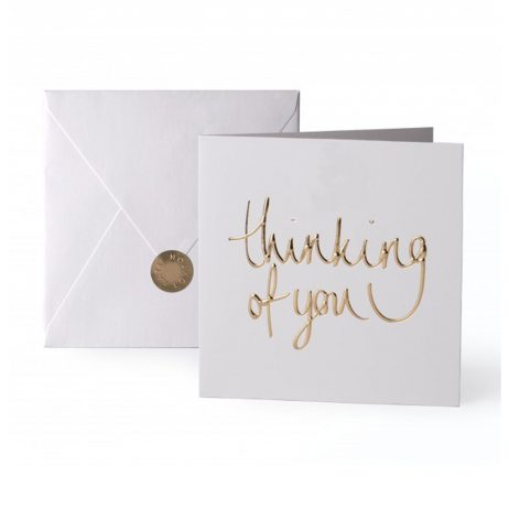 Katie Loxton Thinking of You Card KLGC006