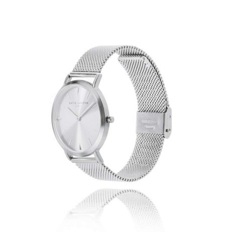 Katie Loxton Silver Plated Cece Watch KLW010