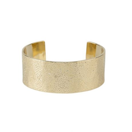 Tutti and Co Jewellery Sand Bangle Gold - EOL