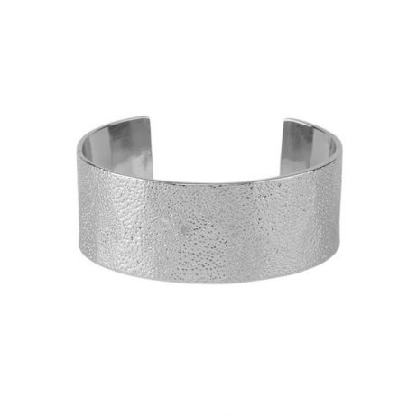 Tutti and Co Jewellery Sand Bangle Silver