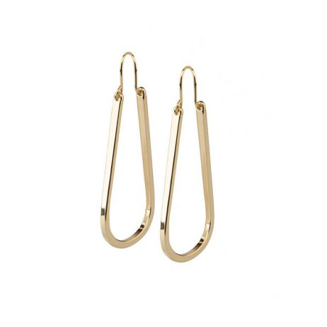 Tutti and Co Jewellery Nuture Earrings Gold - EOL