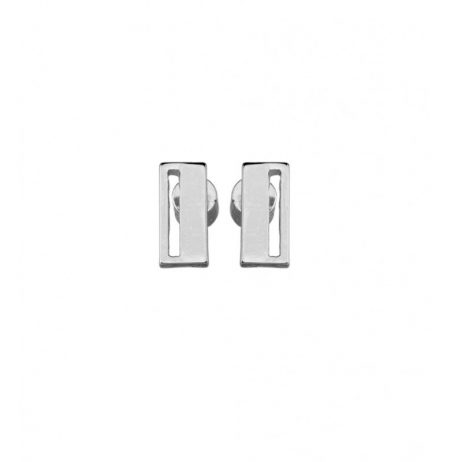 Tutti and Co Jewellery Urban Earrings Silver