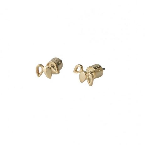 Tutti and Co Jewellery Hope Earrings Gold