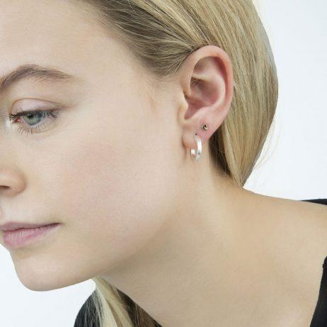 Tutti and Co Jewellery Eternal Earrings (Set of Two)