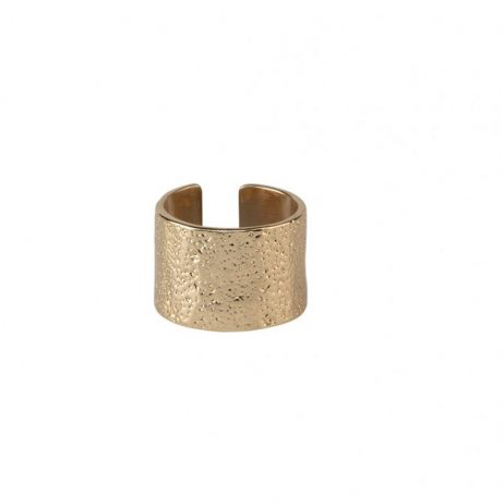 Tutti and Co Jewellery Sand Ring Gold