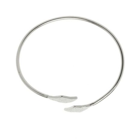 Hultquist Jewellery Rhombus Silver Plated Bracelet - EOL
