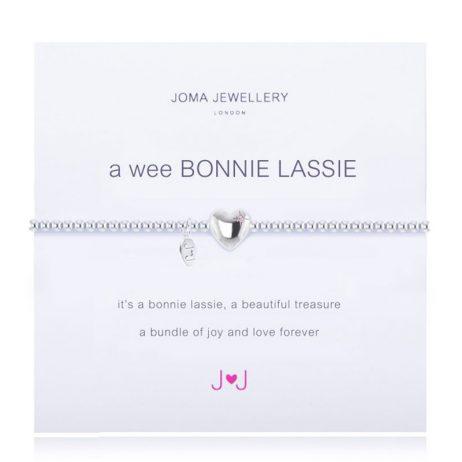Joma Jewellery A Wee Bonnie Lassie Bracelet 1504
