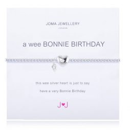 Joma Jewellery A Wee Birthday Bracelet 1505