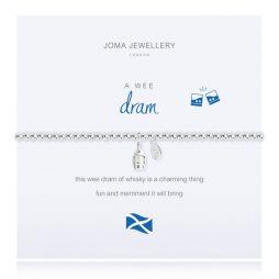 Joma Jewellery A Little Wee Dram Bracelet 2547