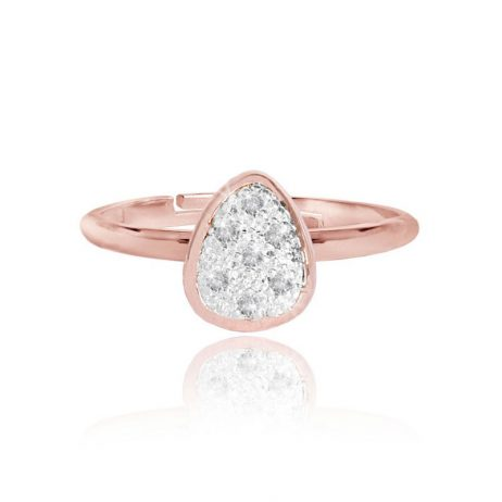 Joma Jewellery Pretty Pebble Ring 2769