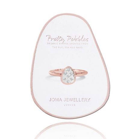 Joma Jewellery Pretty Pebble Ring 2769