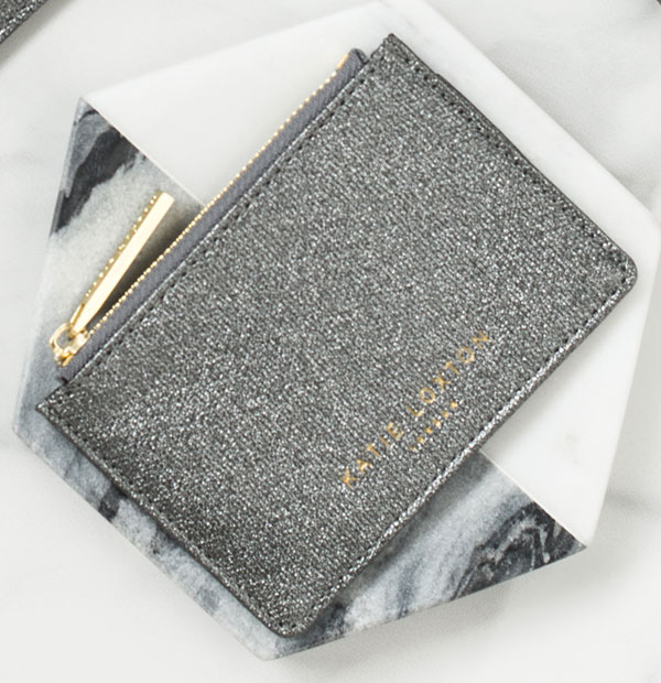 Katie Loxton Shimmery Card Holder