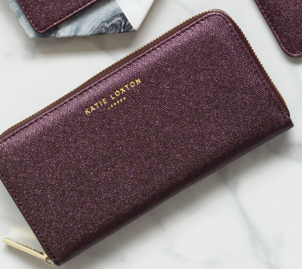 Katie Loxton Shimmery Purse