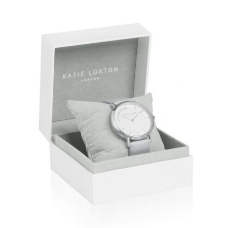 Katie Loxton Magical Moments Watch Time To Shine Watch Grey KLW014