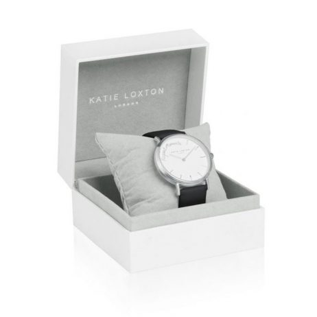 Katie Loxton Magical Moments Watch Hello Lovely Watch Black KLW013