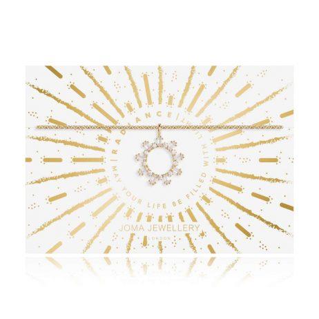 Joma Jewellery Radiance Sun Bracelet Golden Summer Limited Edition 2975