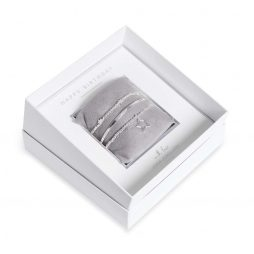 Joma Jewellery Happy Birthday Bracelet Gift Box 3072