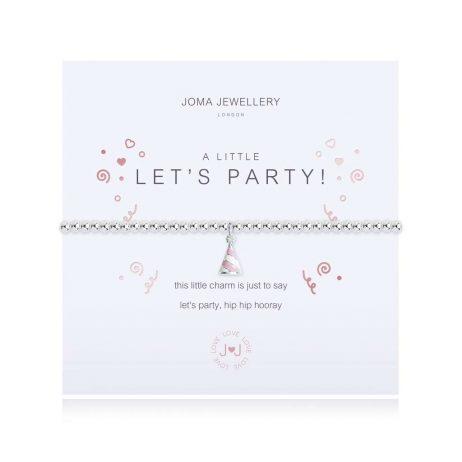 Joma Jewellery A Little Lets Party Bracelet 3092