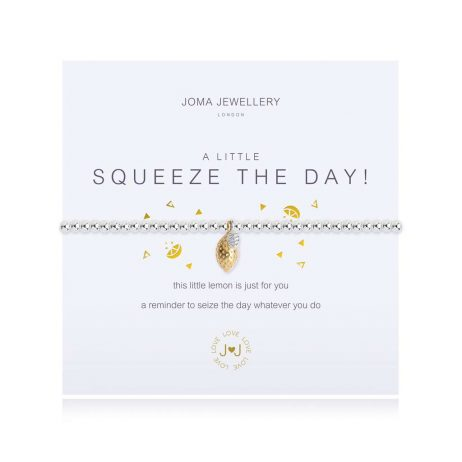 Joma Jewellery A Little Squeeze The Day Bracelet 3096