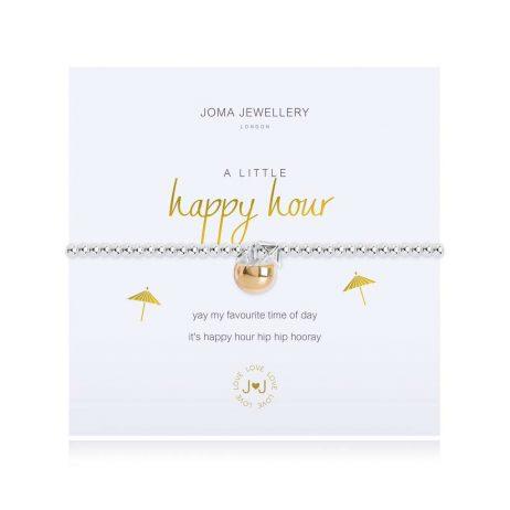 Joma Jewellery A Little Happy Hour Bracelet 3106