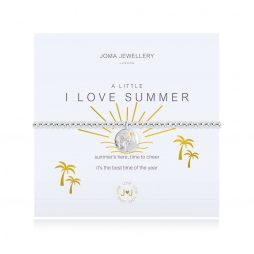 Joma Jewellery A Little I Love Summer Bracelet 3112