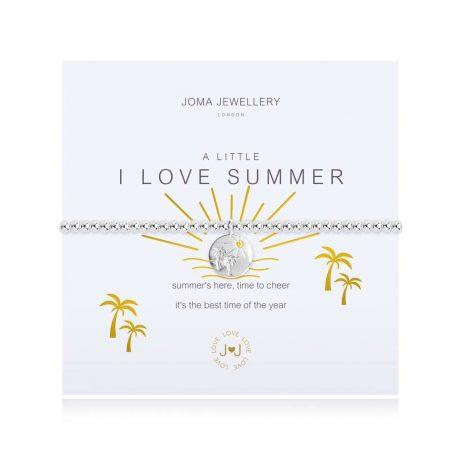 Joma Jewellery A Little I Love Summer Bracelet 3112