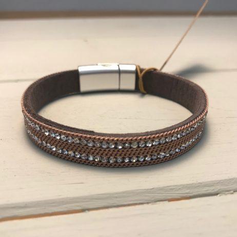 Hot Tomato Jewellery Crystal Bracelet