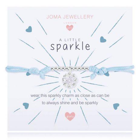 Joma Jewellery Girls A Little Sparkle Bracelet C435
