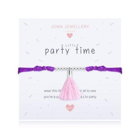 Joma Jewellery Girls A Little Party Time Bracelet C436