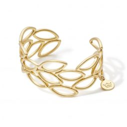 Sence Copenhagen Cuff Bangle Matt Gold