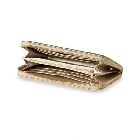 Katie Loxton Alexa Metallic Gold Purse KLB508