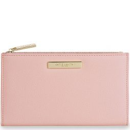 Katie Loxton Alise Soft Pebble Fold Out Purse Blush Pink KLB531