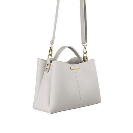 Katie Loxton Handbag Myla Day Bag - Pale Grey KLB538