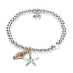 Life Charms Bon Voyage Silver Bracelet LC019BW