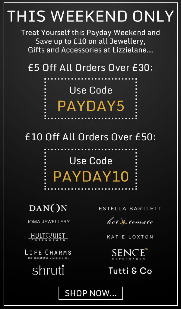 Save up to £10 This Payday Weekend