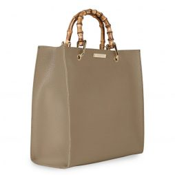 Katie Loxton Handbag Amelie Bamboo - Taupe KLB461