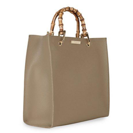 Katie Loxton Handbag Amelie Bamboo - Taupe KLB461