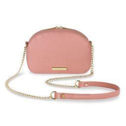 Katie Loxton Half Moon Bag - Pink KLB465