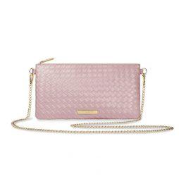 Katie Loxton Freya Cross Body Bag - Pale Pink KLB468