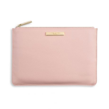 Katie Loxton Pebble Perfect Pouch - Blush Pink KLB486
