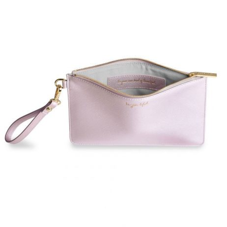 Katie Loxton Secret Message Pouch - Be-You-Tiful Be Your Own Kind Of Beautiful KLB522