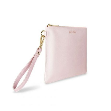 Katie Loxton Secret Message Pouch - Spend In Style Buy The Things You Really Love KLB523
