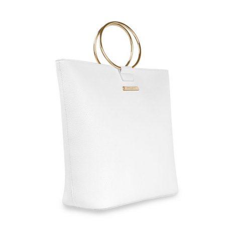 Katie Loxton Suki Tote Bag White KLB545