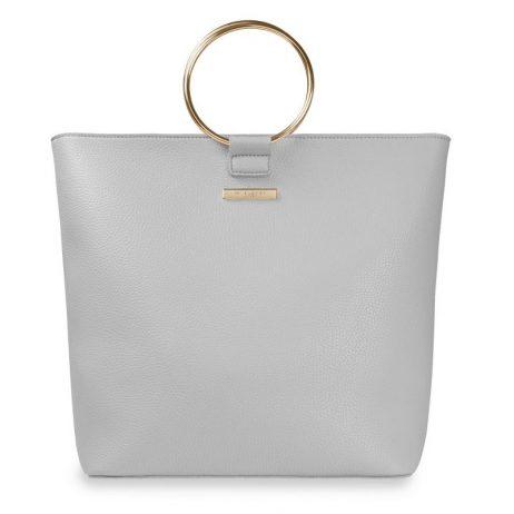 Katie Loxton Suki Tote Bag Pale Grey KLB546